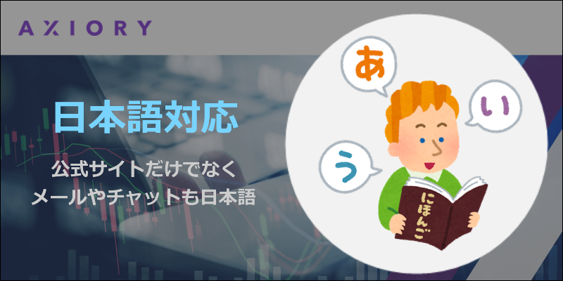 Axiory 日本語