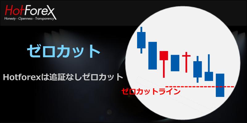 Hotforex 追証 ゼロカット