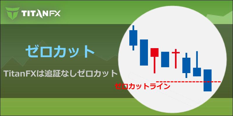 TitanFX ゼロカット 追証